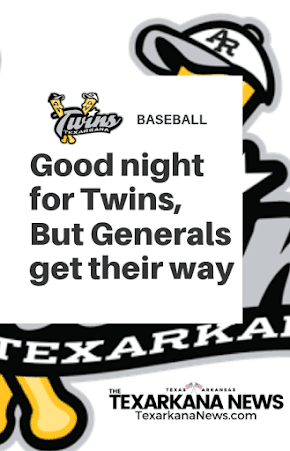 Twins barely get edged out in exciting game against the Generals