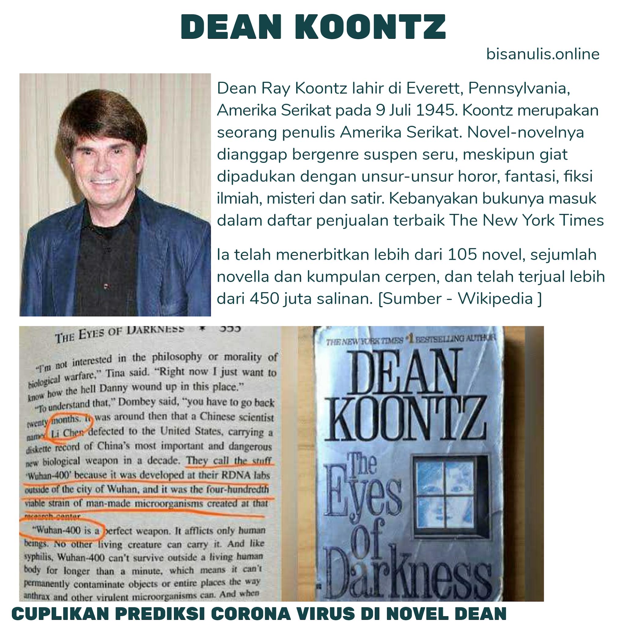 Dialog Tag menurut Dean Koontz