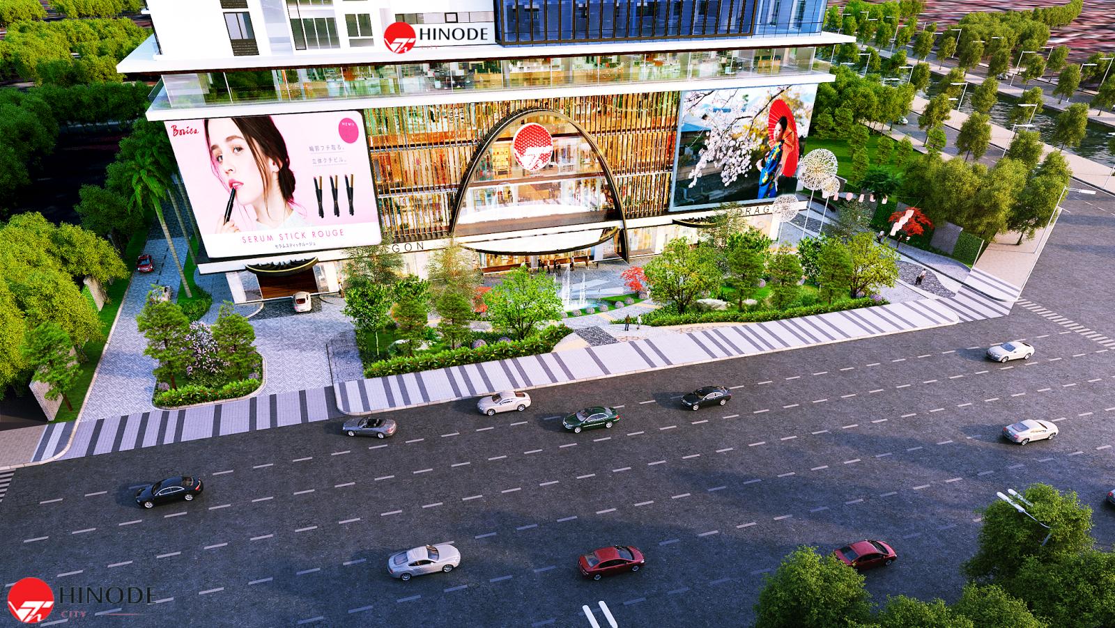 Hinode City - Nơi an cư lý tưởng của mọi gia đình