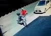 Anápolis: Motociclista vive momento de terror ao ser assaltado