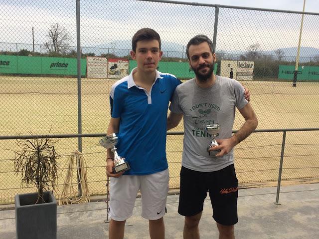 Ολοκληρώθηκε το 1ο Εσωτερικό Τουρνουά Τένις του Athlisis tennis club