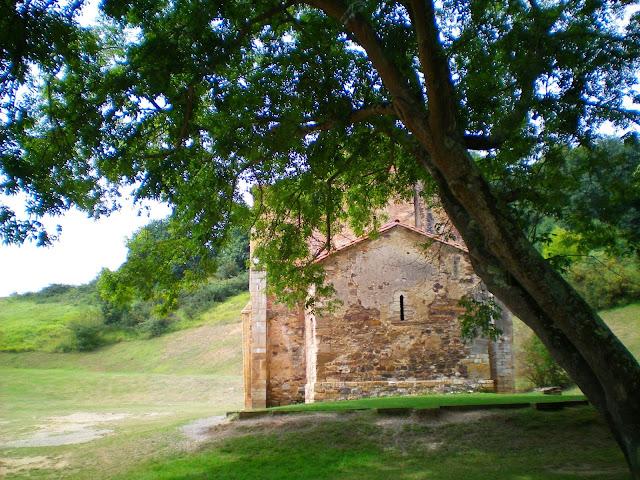 San Miguel de Lillo - Asturias