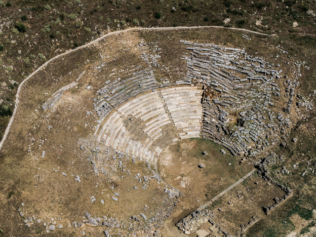 Το αρχαίο θέατρο
