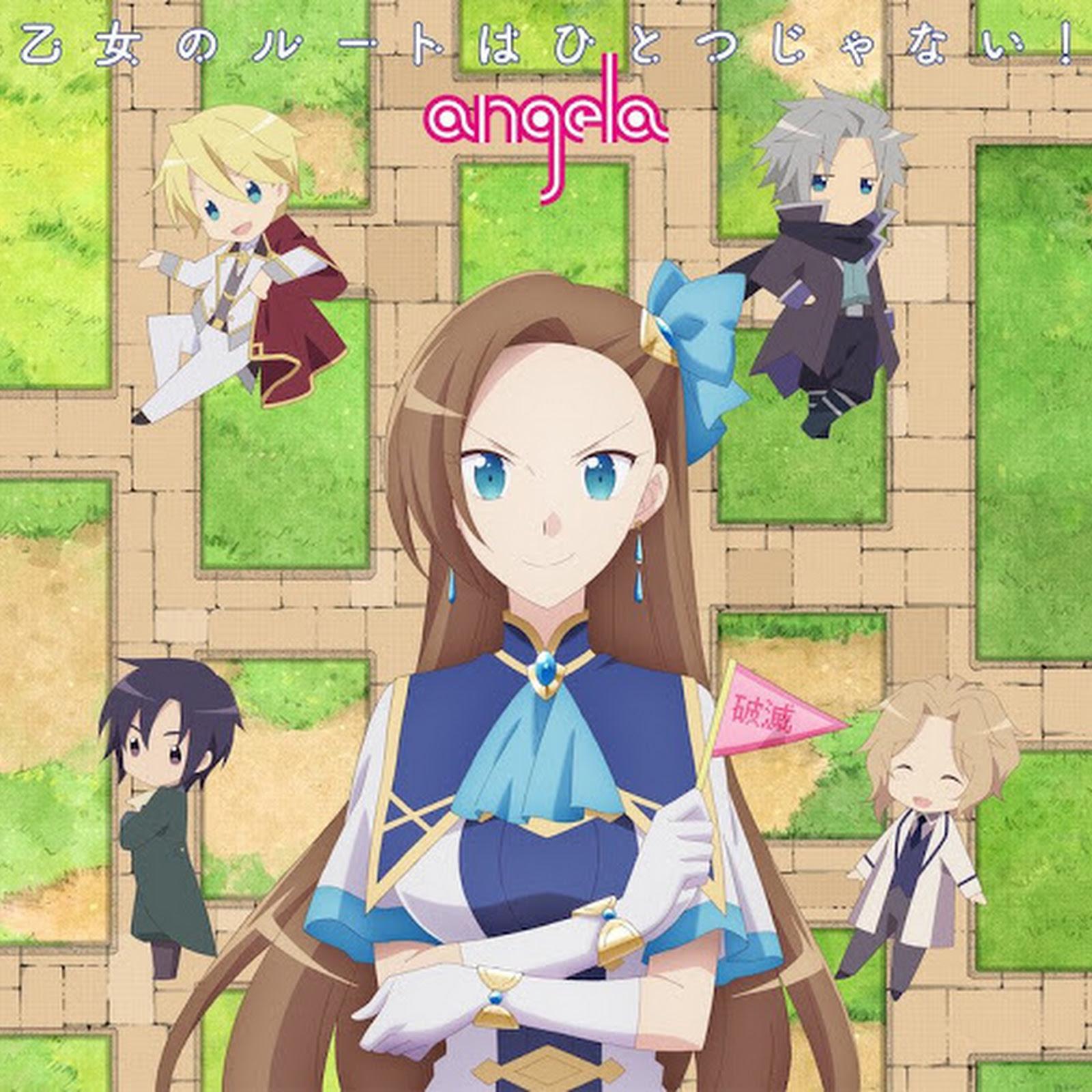 ▷ Descargar Otome Game no Hametsu Flag shika Nai Akuyaku Reijou ni Tensei shiteshimatta... OST - OP&ED + Insert Song [Extendido] [MP3-320Kbps]