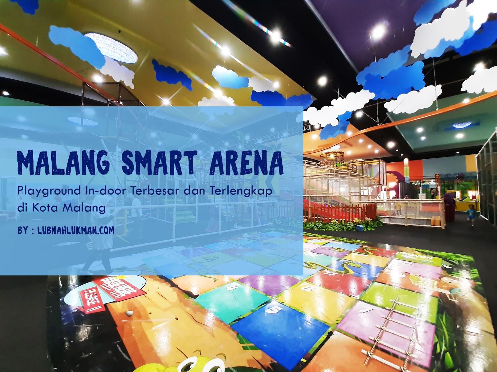 Smart Arena Malang, Wisata Malang
