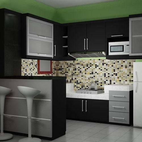 Kitchen Set Untuk Rumah Minimalis: Tiga Langkah Mudah Memilih Kitchen Set Yang Tepat Untuk