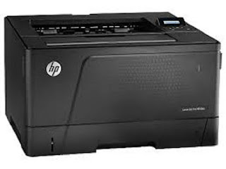 Picture HP LaserJet Pro M706n Printer