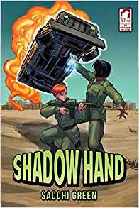 Shadow Hand cover
