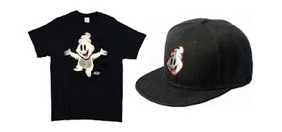 Ripple T-Shirt & Snapback Hat by Sket One