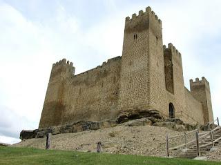 Castillo de los Bañales; Sábada; Cinco Villas; Aragón; Románico; Romanesque; Roman