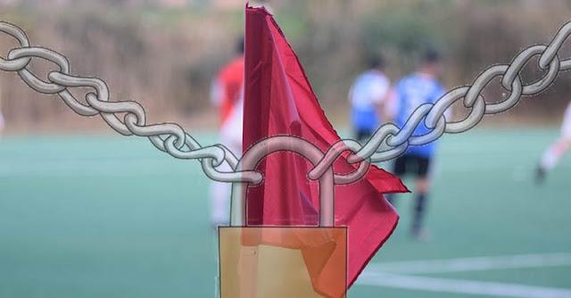 Με απόφαση του Προέδρου της Ε.Π.Σ. Πρέβεζας-Λευκάδας αναλογιζόμενος την κατάσταση(κρούσμα Covid-19 σε ποδοσφαιριστή Σωματείου της Ένωσης) και έχοντας αίσθημα ευθύνης στην διασφάλιση της υγείας των ποδοσφαιριστών, προπονητών, διαιτητών, ερασιτεχνικών παραγόντων αλλά και τις κοινωνίας γενικότερα στο πλαίσιο προστασίας μετάδοσης του ιού Covid-19, αναβάλλονται οι προσεχείς αγώνες Α' και Β΄ Ερασιτεχνικής Κατηγορίας 17-18/10/2020.