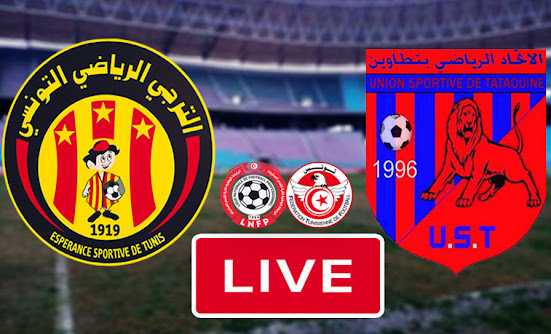 Live Streaming Match Esperance Sportive De Tunis vs US Tataouine