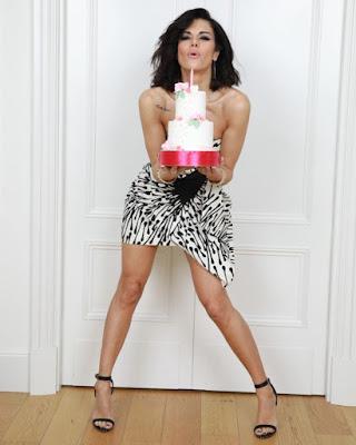 Bianca Guaccero compleanno 40 anni 15 gennaio 2021