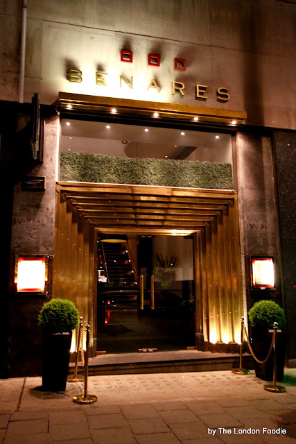 The London Foodie London Restaurant Reviews  Benares