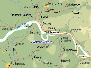 srebrno jezero mapa Per@ Travel: SREBRNO JEZERO srebrno jezero mapa