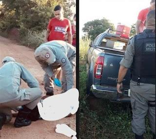 Dois acidentes na rodovia PB-235 entre Catolé do Rocha e Patu, neste domingo (17)