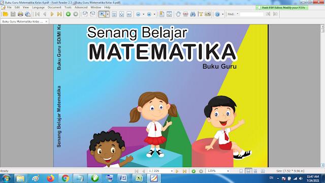 Buku Guru Matematika Kelas 6 Sd Kurikulum 2013 Revisi Terbaru Format pdf