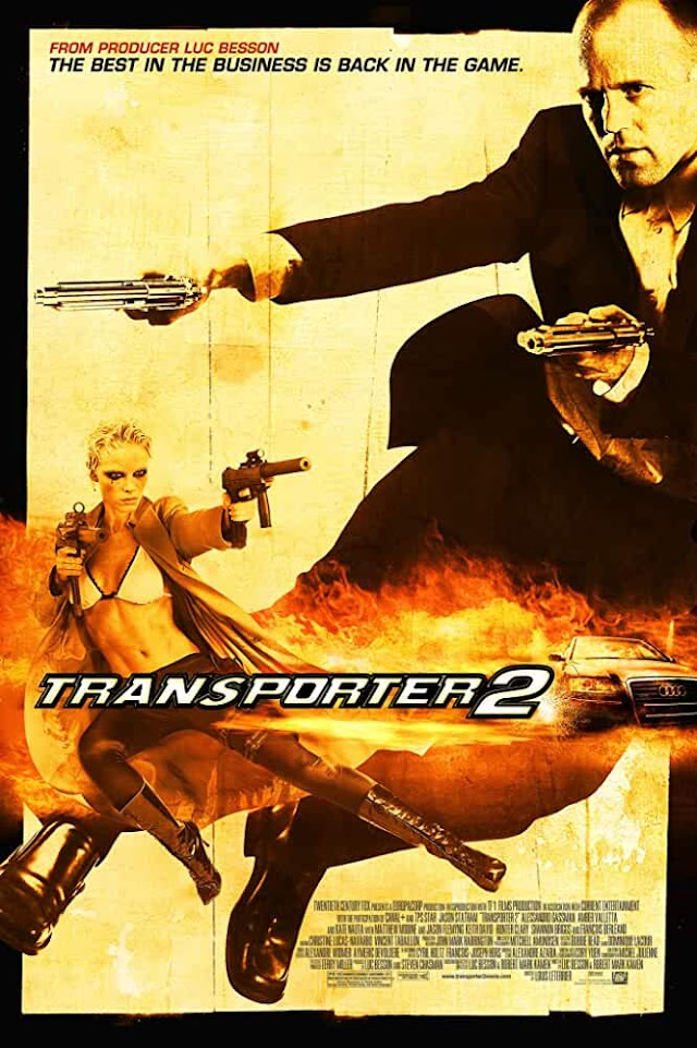 The Transporter 2 2005 x264 720p Esub BluRay Dual Audio English Hindi GOPI SAHI