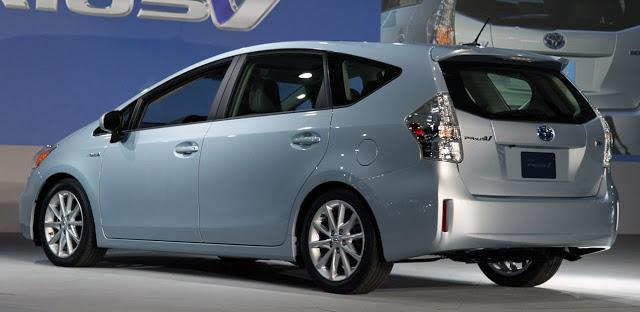 Prius V Concept, Redesign, Engine Specs, Release Date