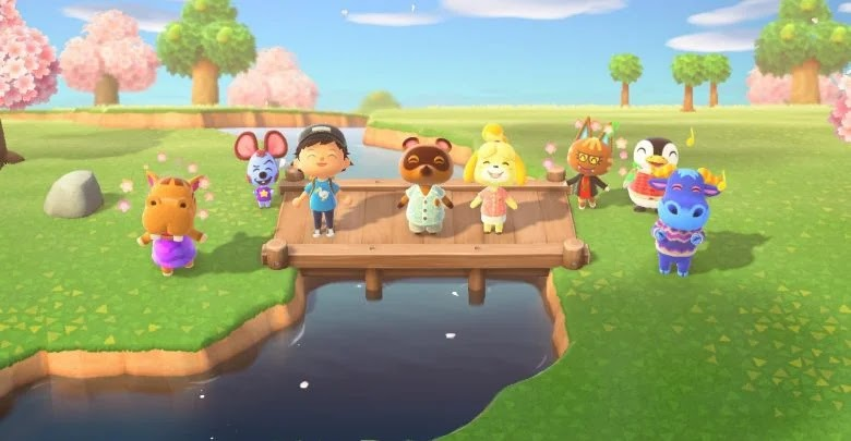 How to build a bridge to connect your entire island in Animal Crossing: New Horizons