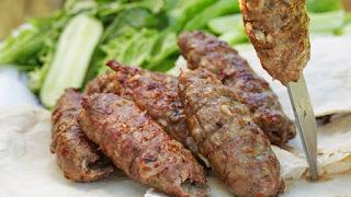 في عيد الأضحى المبارك .. طريقة عمل كباب اللحم المفروم في المنزل