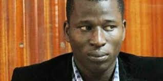 Controversial blogger Cyprian Nyakundi in court. PHOTO | BMS