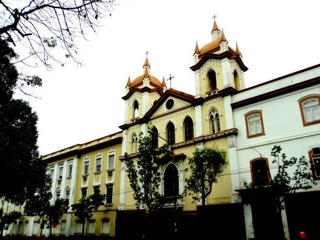 A Santa Casa de Misericórdia de Porto Alegre