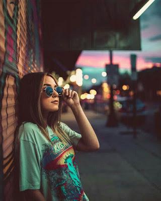 pose tumblr en la calle urbana