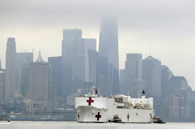 MUNDO: Nueva York registra récord de 630 muertes en un día.