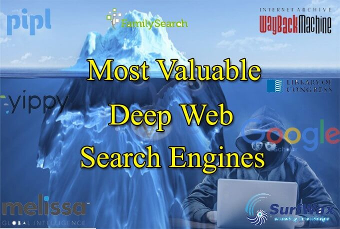 TOP 11 Deep Web Search Engine Alternative for Google and Bing 2019