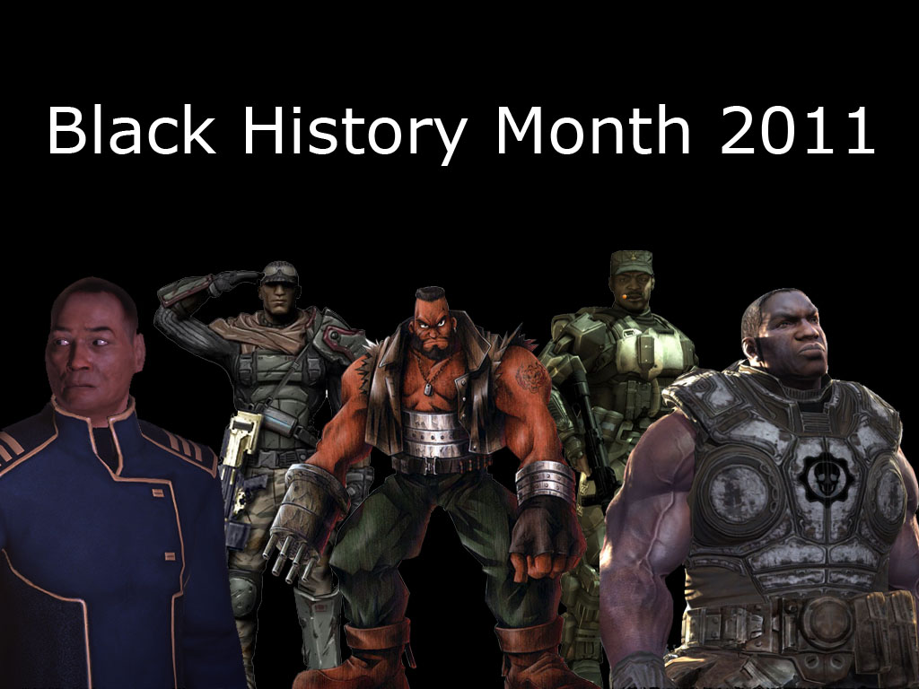 The Video Game Pad: Top 11 Best Black Video Game Characters