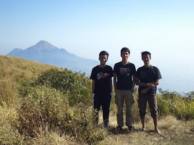 Kop-kopan Gunung Arjuna