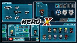 Hero-X APK Mod
