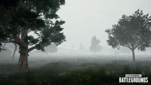 الأجواء المناخية إختفت من لعبة PUBG و المطورين يوضحون السبب ...