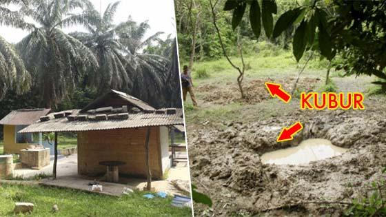 Polis Bongkar Kes Pembunuhan Melibatkan Geng Kongsi Gelap. Culik, Bunuh dan Tanam Dalam Hutan.