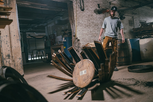 Shoeography - Wolverine and Old Rip Van Winkle Distillery Release Limited-Edition Boot