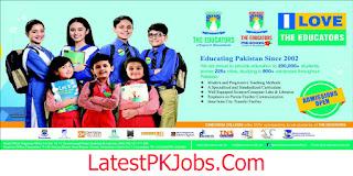 PPSC Educator Jobs 2020