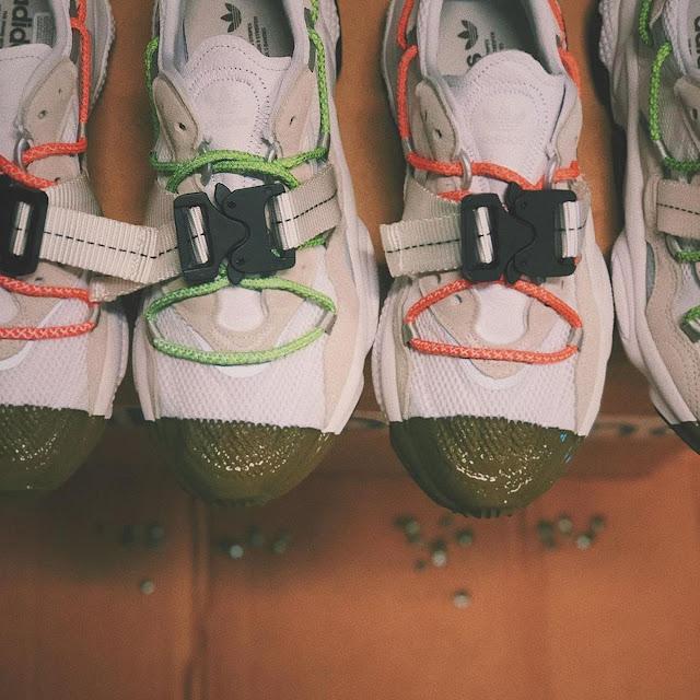 Adidas Mengeluarkan Sneakers Dengan Budaya Kontemporernya