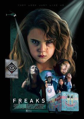 Quái Dị - Freaks (2018)