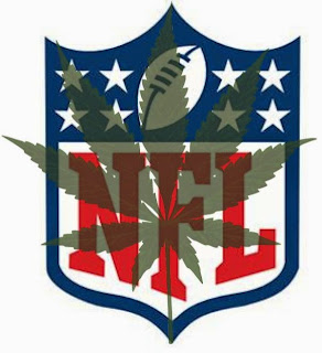 NFL concussions marijuana