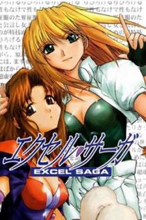Anime Excel Saga Dublado