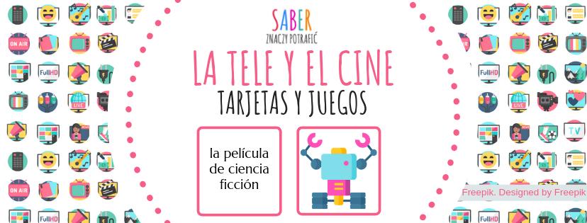LA TELE Y EL CINE: tarjetas y juegos | TELEWIZJA I KINO: karty i gry