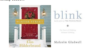 Books for the holiday season
