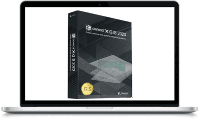 ACD Systems Canvas X GIS 2020 v20.0 Build 390 Full Version