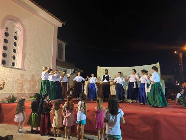 Δρέπανο: Χορευτικό ταξίδι από τη Ρωμυλία ως τη Μικρασία