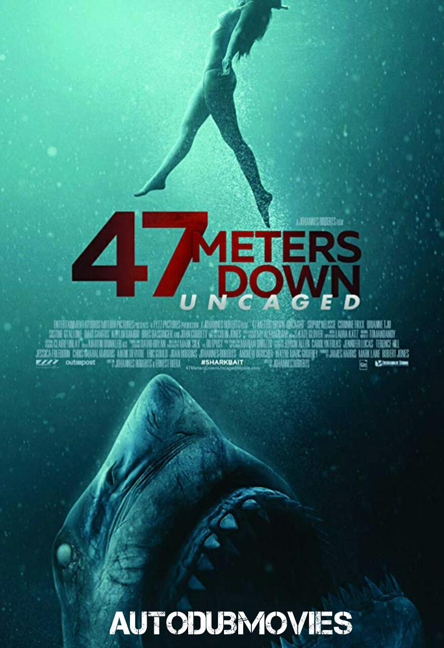 47 Meters Down Movie Download Autodubmovies