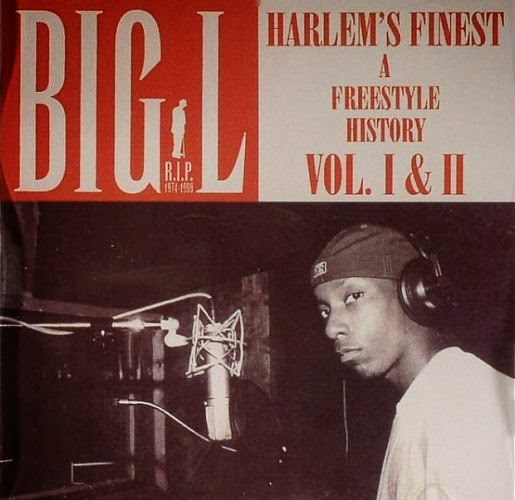 The Lost Tapes Album Big L Quot Harlem S Finest A