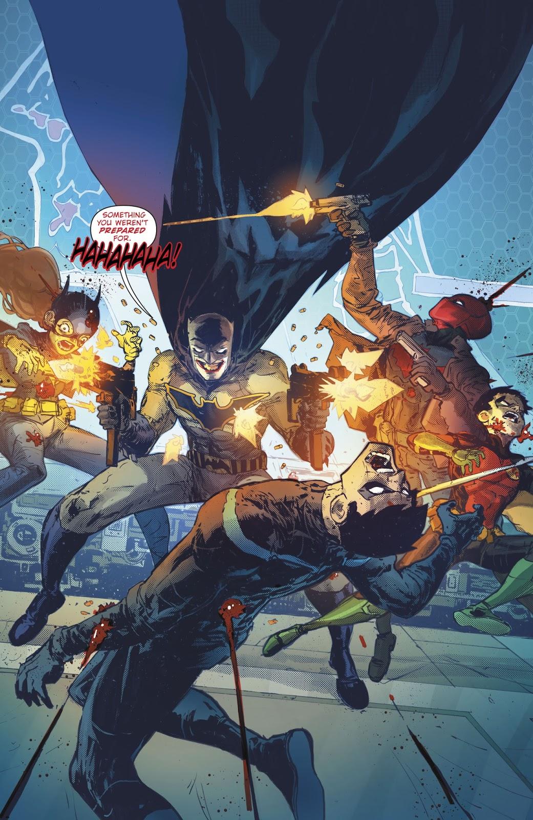 Vistoso Páginas Para Colorear Batman Y Bromista Modelo - Ideas Para ...