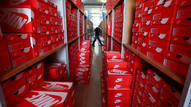 De Nike a Capitán América: las marcas 'en peligro' de EE.UU. si China decide vengarse por el caso Huawei