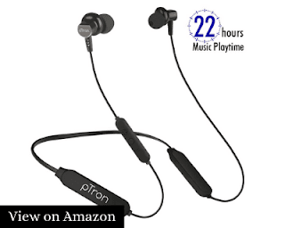 pTron Zap Magnetic Wireless Earphones under 1000 in India